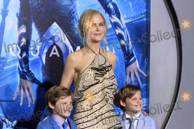 Nicole Kidman Photo - LOS ANGELES - DEC 12  Nicholas Crovetti Nicole Kidman Cameron Crovetti at the Aquaman Premiere at the TCL Chinese Theater IMAX on December 12 2018 in Los Angeles CA