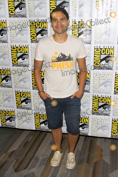 Carlos Valdes Photo - SAN DIEGO - July 22  Carlos Valdes  at Comic-Con Saturday 2017 at the Comic-Con International Convention on July 22 2017 in San Diego CA