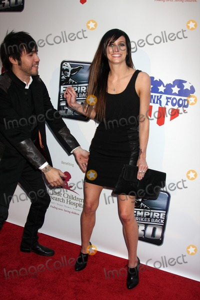 Ashlee Simpson-Wentz Photo - Ashlee Simpson Wentz  Pete Wentzarrives at The Empire Strikes Back 30th Anniversary Charity Screening EventArcLight CinemaLos Angeles CAMay 19 2010