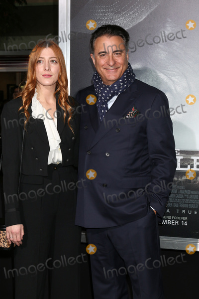 Andy Garcia Photo - LOS ANGELES - DEC 10  Daniella Garcia-Lorido Andy Garcia at the The Mule World Premiere at the Village Theater on December 10 2018 in Westwood CA