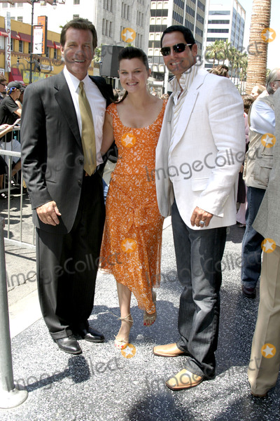 Don Diamont Photo - Eric Braeden Heather Tom and Don DiamontEric Braeden receives a star on the Hollywood Walk of FameLos Angeles CAJuly 20 2007