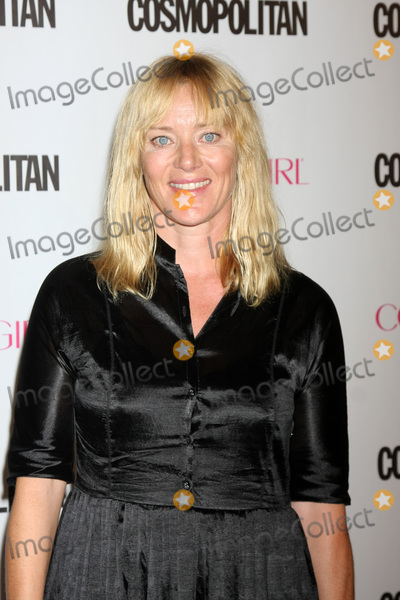 Angela Featherstone Photo - LOS ANGELES - OCT 12  Angela Featherstone at the Cosmopolitan Magazines 50th Anniversary Party at the Ysabel on October 12 2015 in Los Angeles CA
