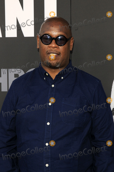 Andre Harrell Photo - LOS ANGELES - JUN 22  Andre Harrell at The Defiant Ones HBO Premiere Screening at the Paramount Theater on June 22 2017 in Los Angeles CA