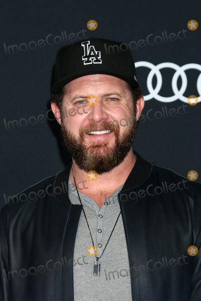 AJ Buckley Photo - LOS ANGELES - DEC 4  AJ Buckley at the Spies in Disguise Premiere at El Capitan Theater on December 4 2019 in Los Angeles CA