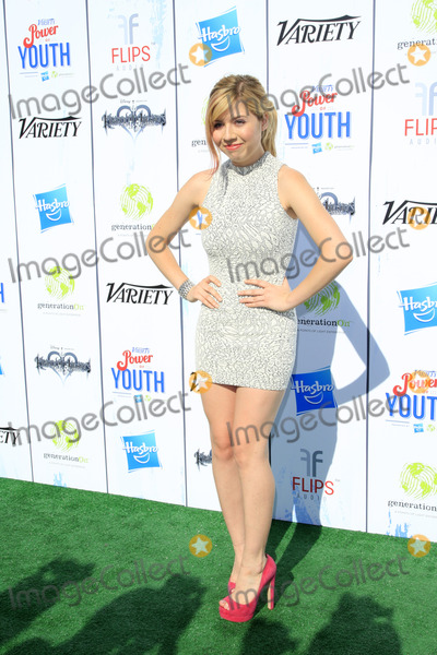 Jennette McCurdy Photo - LOS ANGELES - JUL 27  Jennette McCurdy at the Varietys Power of Youth  at Universal Studios Backlot on July 27 2013 in Los Angeles CA