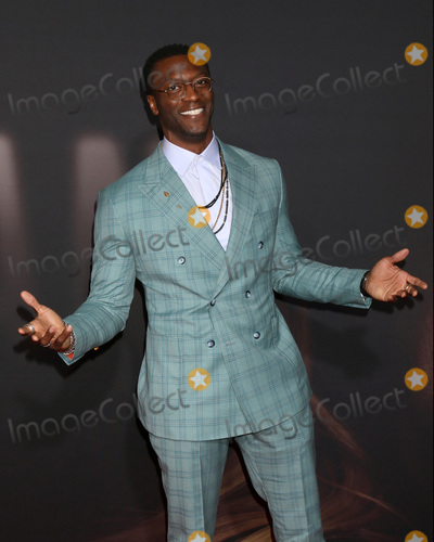 Aldis Hodges Photo - LOS ANGELES - FEB 24  Aldis Hodge at the The Invisible Man Premiere at the TCL Chinese Theater IMAX on February 24 2020 in Los Angeles CA