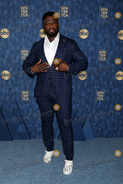 50 Cent Photo - LOS ANGELES - JAN 8  Curtis Jackson aka 50 Cent at the ABC Winter TCA Party Arrivals at the Langham Huntington Hotel on January 8 2020 in Pasadena CA