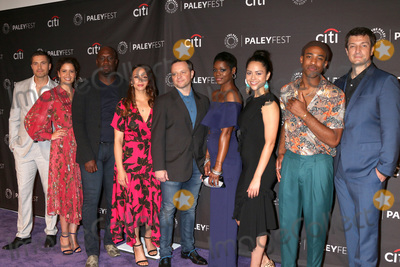 Alexi Hawley Photo - LOS ANGELES - SEP 7  Eric Winter Mercedes Mason Richard T Jones Melissa ONeil Alexi Hawley Afton Williamson Alyssa Diaz Titus Makin JrNathan Fillion at the 2018 PaleyFest Fall TV Previews - ABC at the Paley Center for Media on September 7 2018 in Beverly Hills CA
