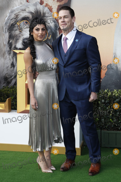 Shay Photo - LOS ANGELES - JAN 11  Shay Shariatzadeh John Cena at the Dolittle Premiere at the Village Theater on January 11 2020 in Westwood CA
