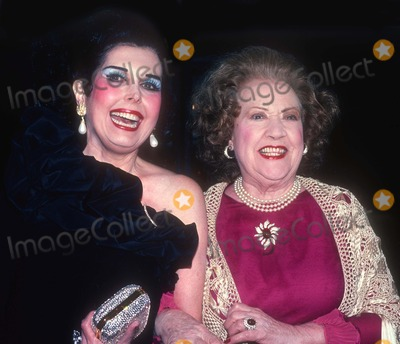 Ethel Merman Photo - Anne Miller Ethel Merman3904JPGCelebrity Archaeology1982 FILE PHOTONew York NYAnne Miller Ethel MermanPhoto by Adam Scull-PHOTOlinknet