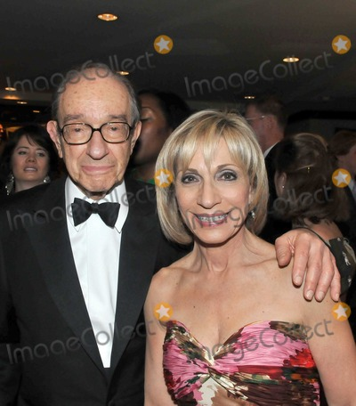Alan Greenspan Photo - RESTRICTED NO NEW YORK OR NEW JERSEY NEWSPAPERS WITHIN A 75 MILE RADIUS OF NYCWashington DC - May 9 2009 -- Alan Greenspan left and his wife Andrea Mitchell attends one of the parties prior to the White House Correspondents Dinner in Washington DC on Saturday May 9 2009Digital Photo by Ron Sachs-CNP-PHOTOlinknet