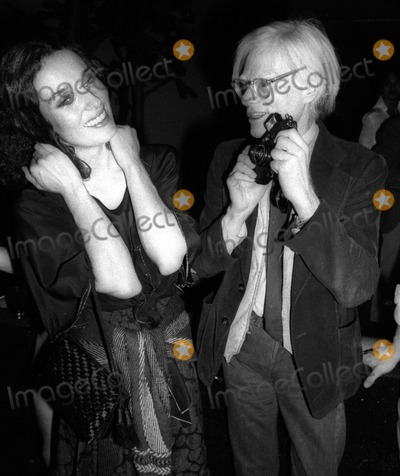 Andy Warhol Photo - Margaret Trudeau Andy Warhol3994JPGCelebrity Archaeology1978 FILE PHOTONew York CityMargaret Trudeau Andy WarholStudio 54Photo by Adam Scull-PHOTOlinknet