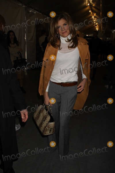 RENEE RUSSO Photo - New York NY 2-16-11Rene Russoat Michael Kors Fashion Show at Lincoln CenterPhoto By Maggie Wilson-PHOTOlinknet
