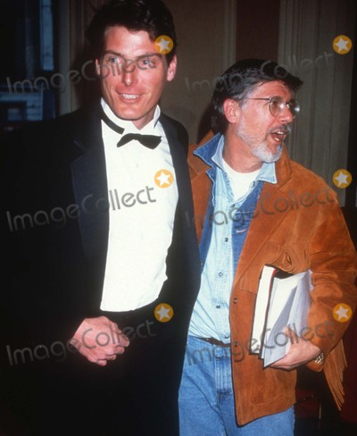 Christopher Reeve Photo - Christopher Reeves Martin Charnin1130JPGCelebrity Archaeology1990 FILE PHOTONew York NYChristopher Reeves Martin CharninPhoto by Adam Scull-PHOTOlinknet