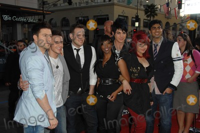 Anoop Desai Photo - Hollywood California 4-14-2009American Idol contestants Matt Giraud Kris Allen Danny Gokey Lil Rounds Adam Lambert Allison Iraheta and Anoop DesaiFlm Premiere-17 Again-Graumans Chinese Theater Digital photo by Nick Sherwood-PHOTOlinknet