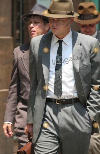 Leo DiCaprio Photo - New York NY  06-02-07Leo DiCaprio on the movie set Revolutionary Road in SOHODigital photo by Jack Jordan-PHOTOlinknet