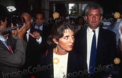 Kennedy Photo - Caroline Kennedy1025JPG1990 FILE PHOTONew York NYCaroline Kennedy Ed SchlossbergPhoto by Adam Scull-PHOTOlinknet