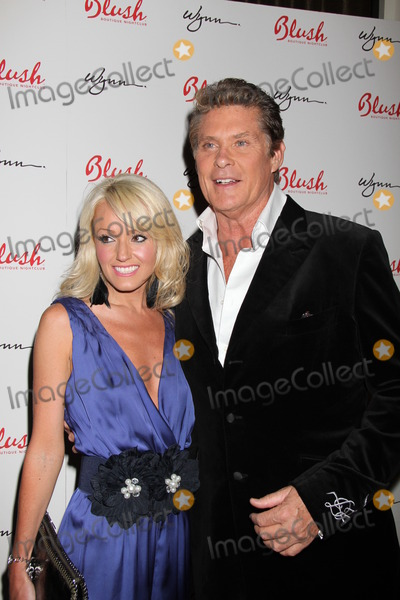 Hayley Roberts Photo - LAS VEGAS NV - July 23  Actor David Hasselhoff Hayley Roberts Celebrates His Birthday Held At Blush Nighclub At Wynn Hotel  on July 23 2011 In Las Vegas Nevada (Photo by LVPImageCollectcom)