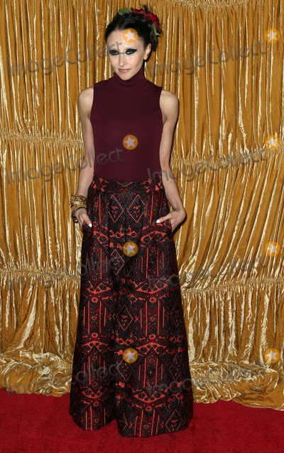 Alice  Olivia Photo - Photo by KGC-146starmaxinccomSTAR MAX2015ALL RIGHTS RESERVEDTelephoneFax (212) 995-119621615Stacey Bendet at the Alice  Olivia Runway Show during New York Fashion Week(NYC)