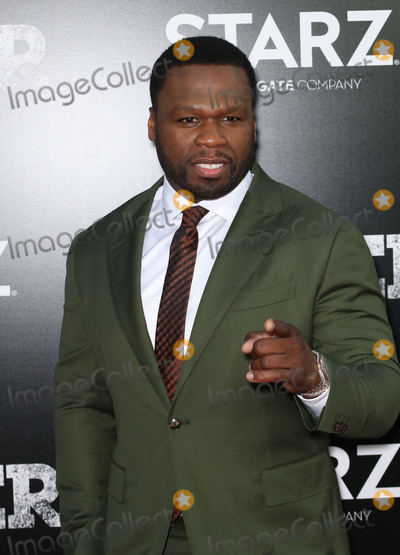 50 Cent Photo - Photo by John NacionstarmaxinccomSTAR MAXCopyright 2018ALL RIGHTS RESERVEDTelephoneFax (212) 995-119662818Curtis Jackson aka 50 Cent at the STARZ Television Network Season 5 premiere of Power in New York City(NYC)