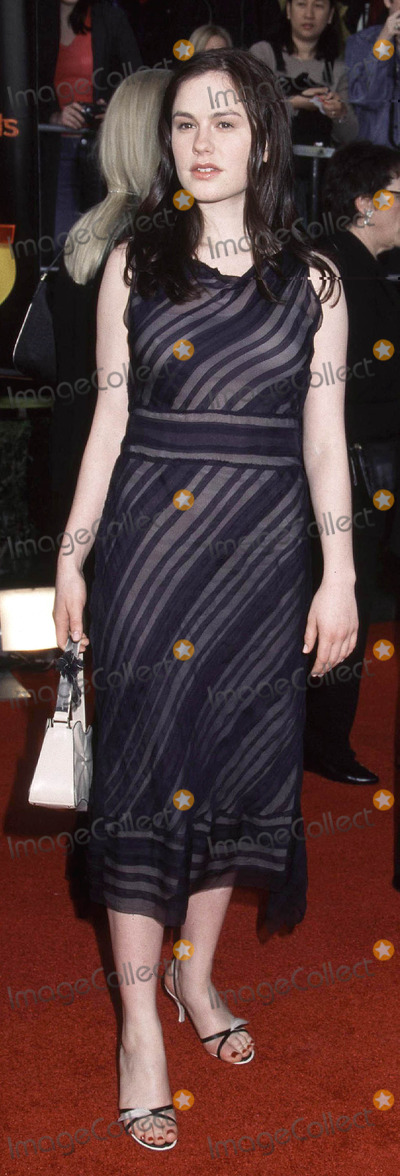 Anna Paquin Photo - Photo By Russ Einhorn 3_11_01Copyright Star Max 2001The Screen Actors Guild Awards  The Shrine AudatoriumLos Angeles _ CaliforniaAnna Paquin