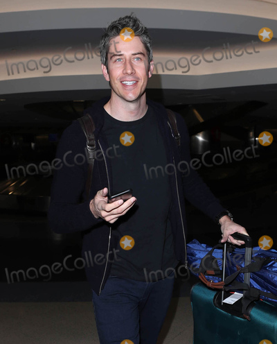 Arie Luyendyk Photo - Photo by SMXRFstarmaxinccomSTAR MAX2018ALL RIGHTS RESERVEDTelephoneFax (212) 995-119622218Arie Luyendyk Jr is seen at LAX Airport in Los Angeles CA