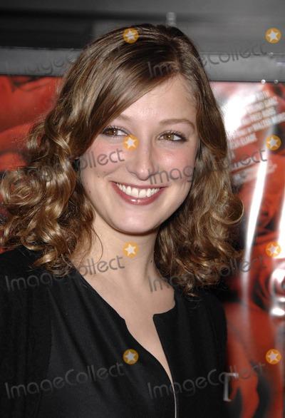 Alexandra Maria Lara Photo - Photo by Michael Germanastarmaxinccom200712707Alexandra Maria Lara at the premiere of Youth Without Youth(Beverly Hills CA)