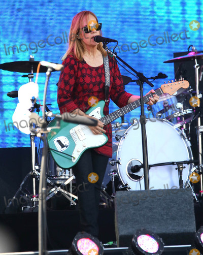 Go-Gos Photo - Photo by gotpapstarmaxinccomSTAR MAX2016ALL RIGHTS RESERVEDTelephoneFax (212) 995-119672716Charlotte Caffey of The Go-Gos is seen in Los Angeles CA