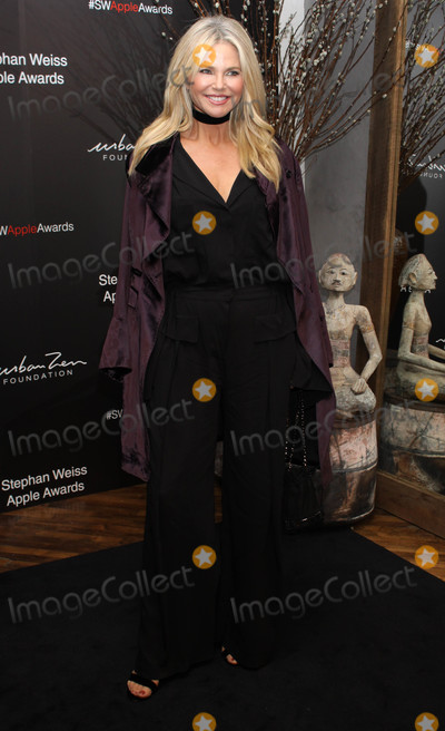 CHRISTI BRINKLEY Photo - Photo by Victor MalafrontestarmaxinccomSTAR MAX2018ALL RIGHTS RESERVEDTelephoneFax (212) 995-1196102418Christie Brinkley at the Stephen Weiss Apple Awards in New York City
