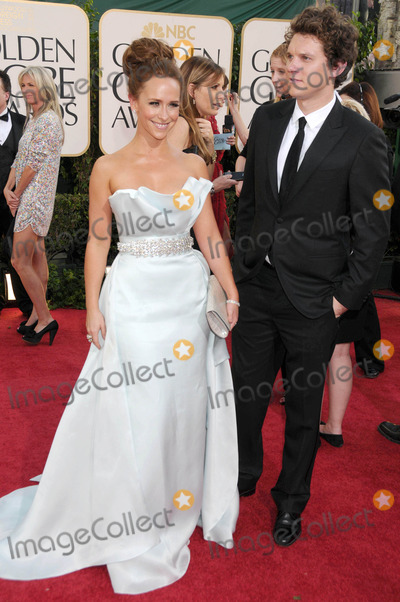 Alex Beh Photo - Photo by Galaxystarmaxinccom201111611Jennifer Love Hewitt and Alex Beh at the 68th Annual Golden Globe Awards(Beverly Hills CA)