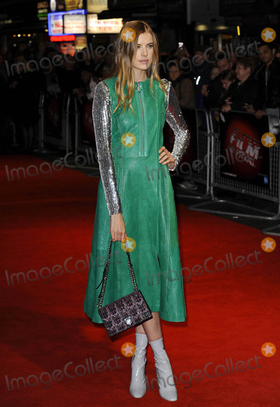 Agyness Deyn Photo - Photo by KGC-138starmaxinccomSTAR MAXCopyright 2015ALL RIGHTS RESERVEDTelephoneFax (212) 995-1196101515Agyness Deyn at the premiere of Sunset Song during the 59th BFI London Film Festival(London England UK)