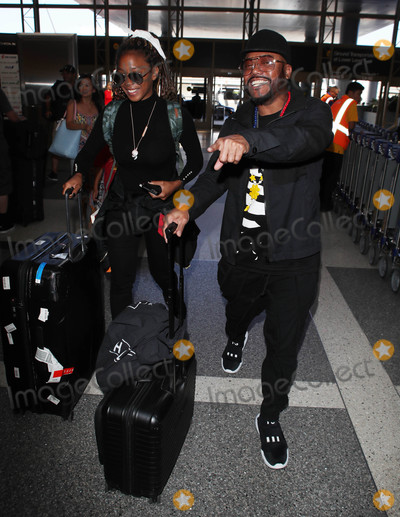 apldeap Photo - Photo by SMXRFstarmaxinccomSTAR MAX2018ALL RIGHTS RESERVEDTelephoneFax (212) 995-11968318apldeap of the Black Eyed Peas is seen at LAX Airport in Los Angeles CA