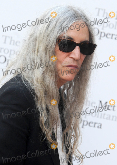 Patty Smith Photo - Photo by Dennis Van TinestarmaxinccomSTAR MAX2017ALL RIGHTS RESERVEDTelephoneFax (212) 995-119692517Patti Smith at The Metropolitan Opera Opening Night Gala in New York City