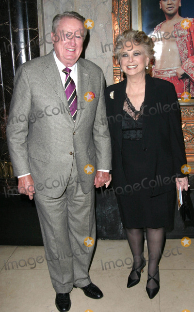 Suzanne Pleshette Photo - Photo by Galacticstarmaxinccom 20054505Tom Poston and Suzanne Pleshette at the opening of The King And I(Hollywood CA)Not for syndication in England and Germany
