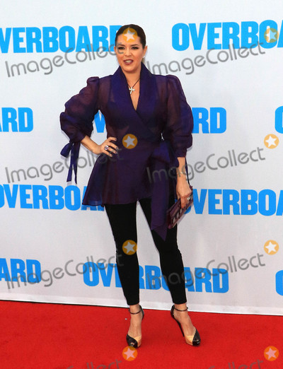 Alicia Machado Photo - Photo by gotpapstarmaxinccomSTAR MAX2018ALL RIGHTS RESERVEDTelephoneFax (212) 995-119643018Alicia Machado at the premiere of Overboard in Los Angeles CA