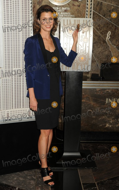Bridget Moynahan Photo - Photo by Dennis Van Tinestarmaxinccom2013ALL RIGHTS RESERVEDTelephoneFax (212) 995-119692613Bridget Moynahan at The Empire State Building(NYC)