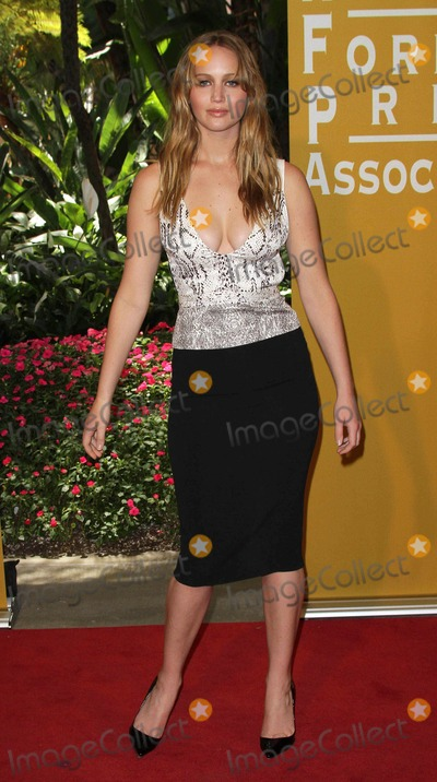 Jennifer Lawrence Photo - Photo by Quasarstarmaxinccom2012STAR MAXALL RIGHTS RESERVEDTelephoneFax (212) 995-119681012Jennifer Lawrence at the HFPA Luncheon(Beverly Hills CA)