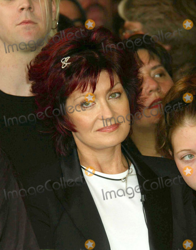 Randy Rhoads Photo - Photo by REWestcomstarmaxinccom200431804Sharon Osbourne at the posthumous induction of guitarist Randy Rhoads to the Hollywood Rockwalk(Hollywood CA)