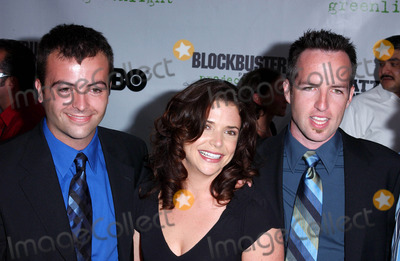 Erica Beeney Photo - Photo by Lee RothSTAR MAX Inc - copyright 200381103Erica Beeney Efram Potelle and Kyle Rankin at the world premiere of The Battle Of Shaker Heights(Hollywood CA)