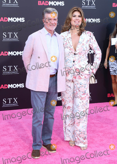 Tanya Callau Photo - Photo by WilburstarmaxinccomSTAR MAX2016ALL RIGHTS RESERVEDTelephoneFax (212) 995-119672616Alan Thicke and wife Tanya Callau at the premiere of Bad Moms(Los Angeles CA)