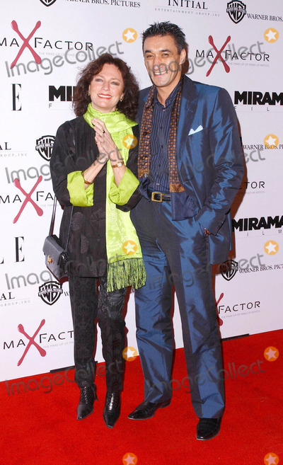 Emin Boztepe Photo - Photo by Lee Rothstarmaxinccom200412104Jacqueline Bisset and Emin Boztepe at the Los Angeles premiere of The Aviator(Hollywood CA)