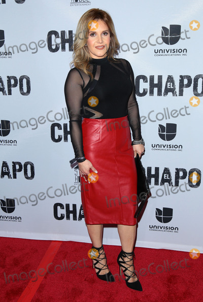 El Chapo Photo - Photo by gotpapstarmaxinccomSTAR MAXCopyright 2017ALL RIGHTS RESERVEDTelephoneFax (212) 995-119641917Erika Reyna at the premiere of El Chapo(Los Angeles CA)
