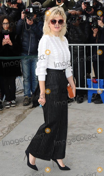 Cecile Cassel Photo - Photo by KGC-102starmaxinccomSTAR MAX2015ALL RIGHTS RESERVEDTelephoneFax (212) 995-119612715Cecile Cassel arrives at the Chanel Runway Show during Paris Fashion Week(Paris France)