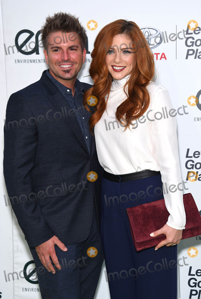 Chris Crary Photo - Photo by KGC-11starmaxinccomSTAR MAXCopyright 2015ALL RIGHTS RESERVEDTelephoneFax (212) 995-1196102415Chris Crary and Rachelle Lefevre at the 25th Annual Environmental Media Awards(Los Angeles CA)