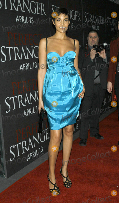 Paula Miranda Photo - Photo by Raoul Gatchalianstarmaxinccom200741007Paula Miranda at the premiere of Perfect Stranger(NYC)