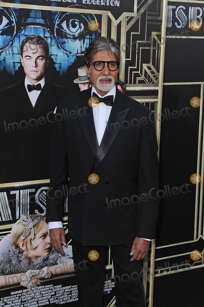 Amitabh Bachchan Photo - Photo by Tanya Keseystarmaxinccom2013ALL RIGHTS RESERVEDTelephoneFax (212) 995-11965113Amitabh Bachchan at the premiere of The Great Gatsby(NYC)