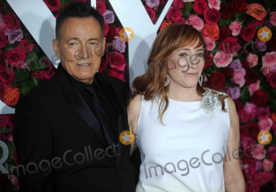 Patti Scialfa Photo - Photo by Dennis Van TinestarmaxinccomSTAR MAX2018ALL RIGHTS RESERVEDTelephoneFax (212) 995-119661018Bruce Springsteen and Patti Scialfa at the 72nd Annual Tony Awards in New York City