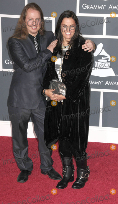 Roy Orbison Photo - Photo by Galaxystarmaxinccom201013110Barbara Orbison and Roy Orbison Jr at the 52nd Annual Grammy Awards(Los Angeles CA)