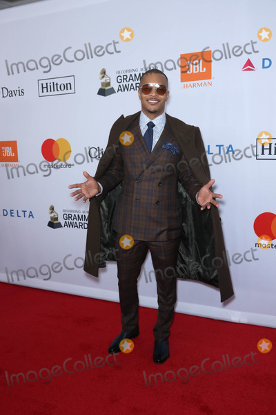 TI Photo - Photo by John NacionstarmaxinccomSTAR MAX2018ALL RIGHTS RESERVEDTelephoneFax (212) 995-119612718TI at The 2018 Pre-GRAMMY Gala and GRAMMY Salute to Industry Icons presented by The Recording Academy(NYC)