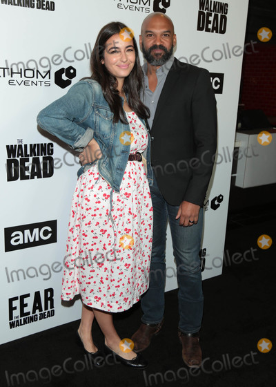 Alanna Masterson Photo - Photo by gotpapSTAR MAXIPx201841518Alanna Masterson and Khary Payton at Survival Sunday The Walking Dead And Fear The Walking Dead in Century City CA